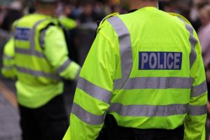 a suspect has been charged after two police constables and a special constable were assaulted while attending an incident in margate