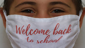 all secondary pupils and teachers in england must wear face masks at school in a bid to slow the spread of coronavirus it has been announced