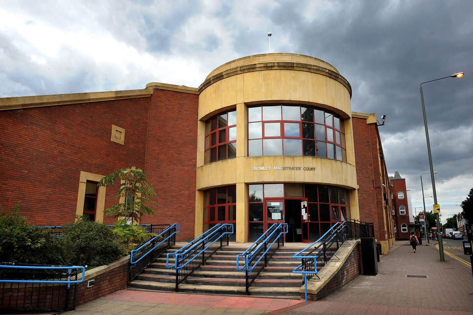 chris daley is due to appear at bromley magistrates court