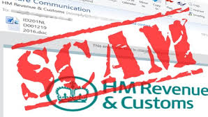 members of the public are receiving phone calls and when they have answered an automated message starts claiming to be from hmrc regarding fraudulent activity on the caller account