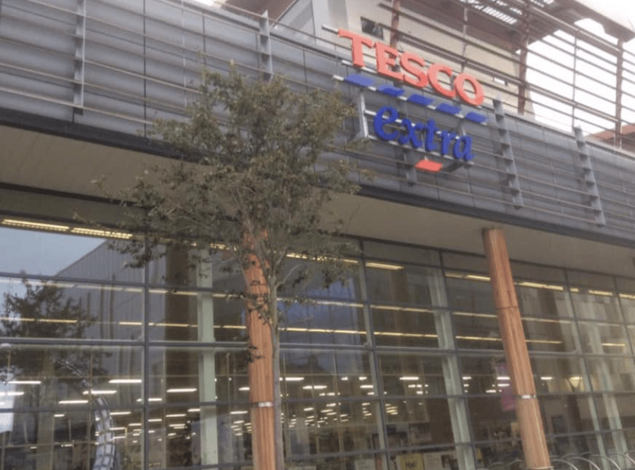 tescos and sainsburys have been criticised after customers were unable to access certain items due to the england lockdown
