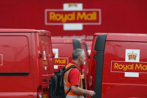 the temporary workers will support more than 115000 postal workers in permanent roles this christmas