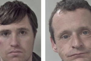 two dealers caught with around 100000 worth of drugs in dover have been jailed for a combined nine and a half years