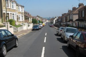 Rochester Street Chatham geograph org uk