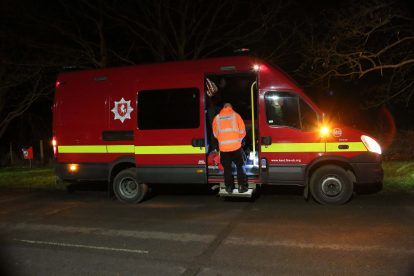Major Search continues  for Missing Teenager Lucas Webb last seen in Barham