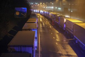 UPDATED: France-UK border closure halts Dover ferry traffic and rail services