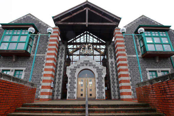 A suspected burglar has appeared in court charged with multiple offences following his arrest in Canterbury