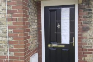 A house used for drug dealing and anti-social behaviour has been closed down following action by Kent Police