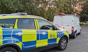 Officers from Kent Police's Rural Task Force are urging dog walkers to keep their pets on a lead around livestock after more than 20 attacks were reported in four months