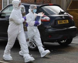 Is this the weapon that killed PCSO Julia James Officers have sealed off a property in Aylesham